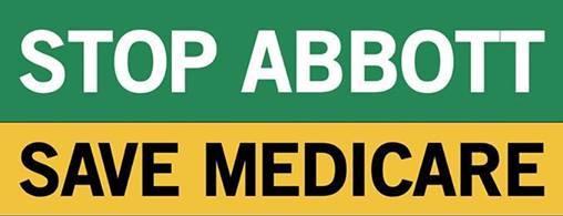 Stop Abbott Save Medicare